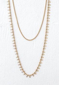 As Spur Usual Necklace