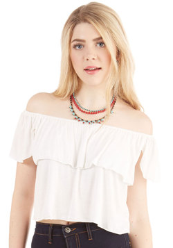 Pretty as a Petal Top