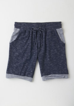 Relaxed to the Max Shorts
