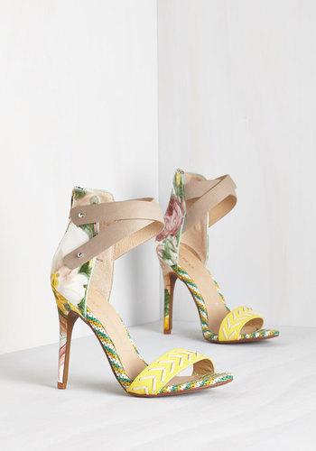 Get Your Feet Fete Heel