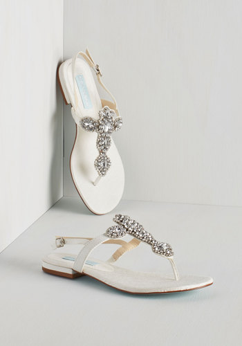 All in Due Shine Sandal