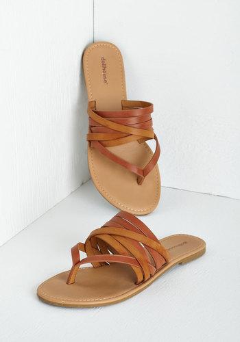 Rustic Kick Sandal