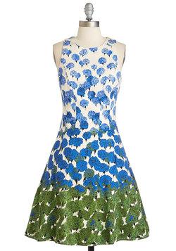Carnation Station Dress