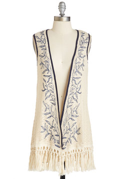 Keep your Fringe Close Vest