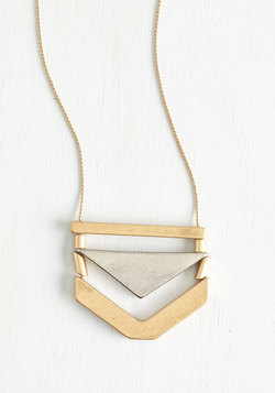 Geo on the Go Necklace