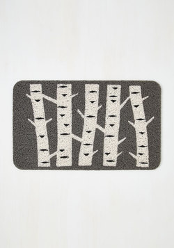 Take Me to Birch Doormat