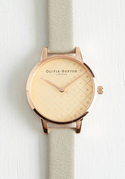 Olivia Burton What Makes You Tick Watch
