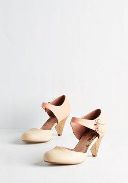 Prized Petals Heel