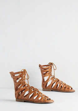Your Strappy Place Sandal