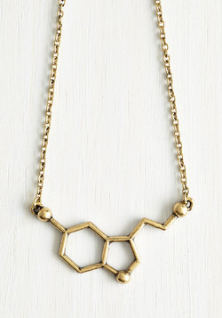 Neurotransmit Your Love Necklace