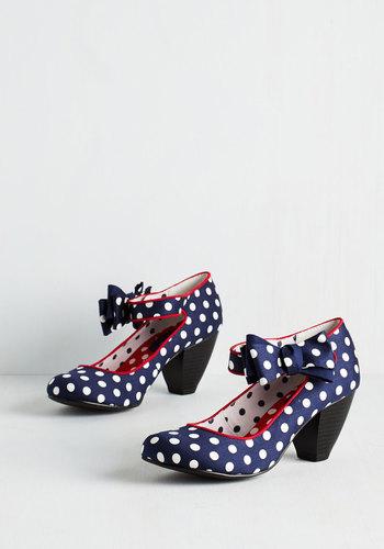 Dot on Your Heel