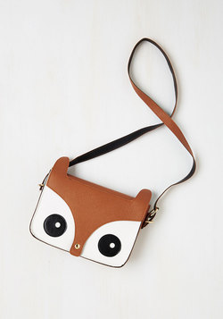 Critter Me Timbers Bag in Brown