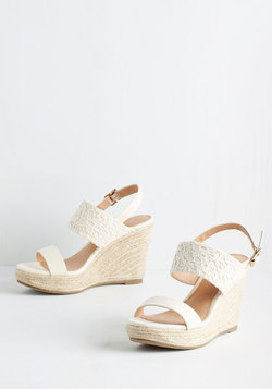 Boardwalk it Out Wedge