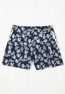 Bay to the Beach Cruiser Shorts