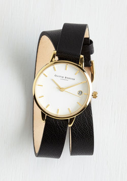 Olivia Burton Mind the Wrap Watch