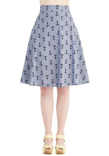 Sassy to Shining Sea Skirt