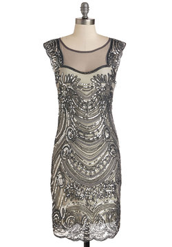 Deco-dent Evening Dress