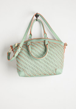Twilled to Bits Bag