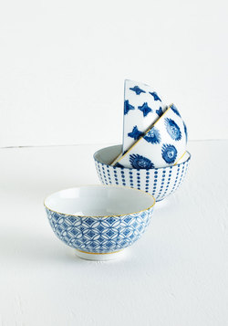 My Fare Lady Bowl Set