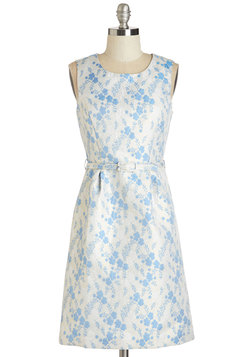 Peri-twinkle in Your Eye Dress