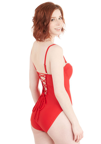 Haute Fun in the Summertime One-Piece Swimsuit