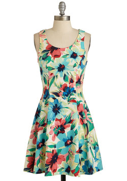 Tour the Tropics Dress