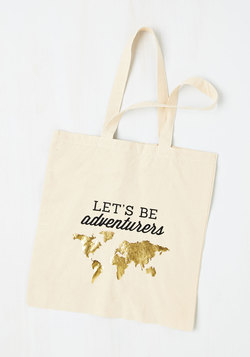Roam Away from Home Tote