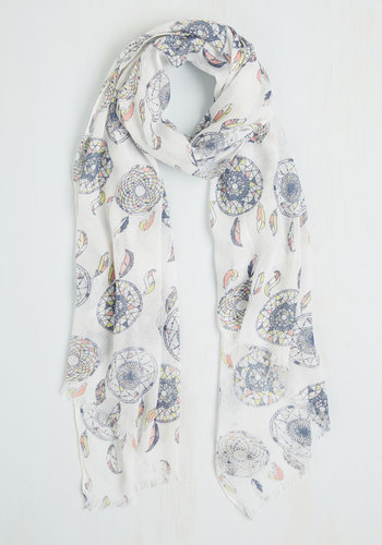 A Girl Can Dream Scarf
