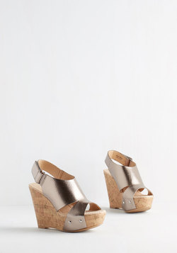 Style Be Your Mirror Wedge