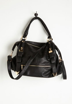 Every Day, Everywhere Bag in Black