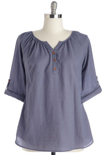 Porch Your Heart Out Top in Plus