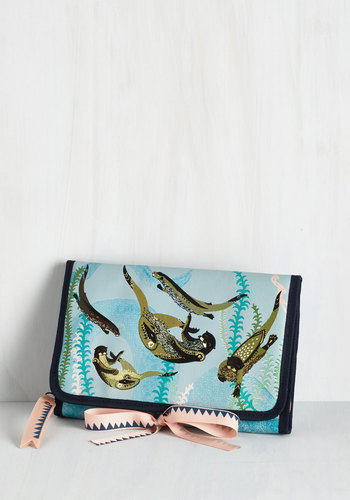 You Otter See This Makeup Bag