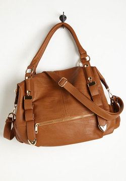 Every Day, Everywhere Bag in Cognac