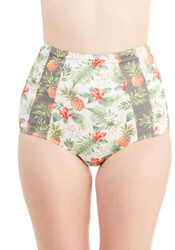 Place Beyond the Pineapples Swimsuit Bottom