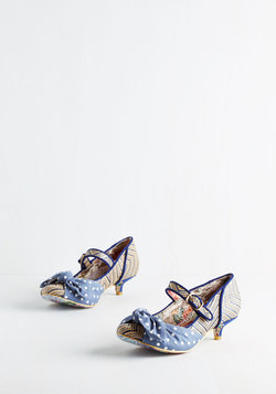 Irregular Choice Thing of the Pastoral Heel