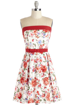 Right On Timeless Dress in Garden