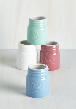 Jar You With Me? Shot Glass Set