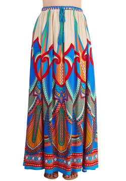 Resort Reviewer Skirt in Beach