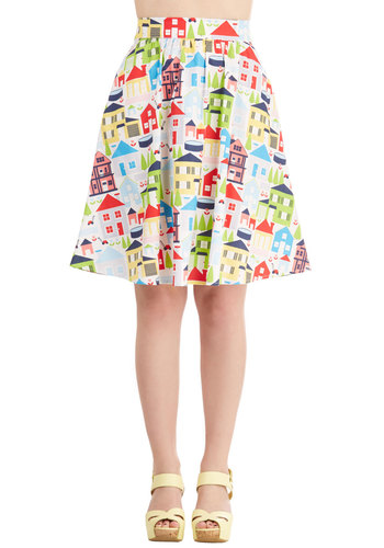 Yea or Neighborhood Skirt