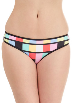 Pixelate and Choose Swimsuit Bottom