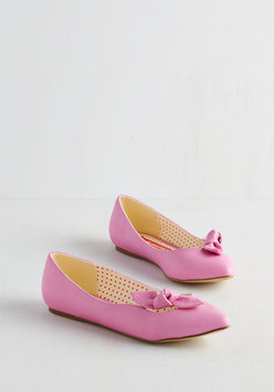 Take On Timeless Flat in Pink