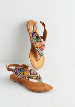 Mariachi Me, Please? Sandal
