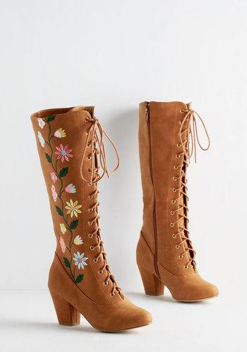 You Grow, Girl! Boot