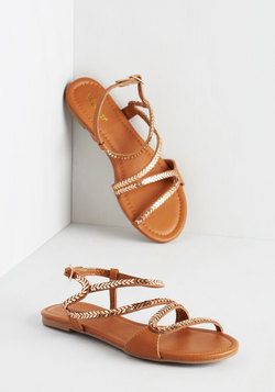 Kick it Up a Hopscotch Sandal