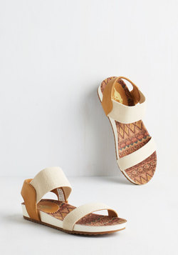 Riverside by Side Sandal