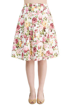 Beg Your Garden Skirt