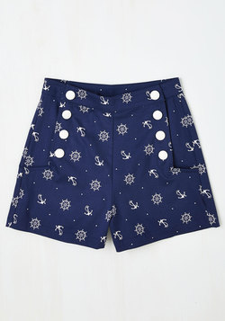 Play by Playful Shorts in Nautical