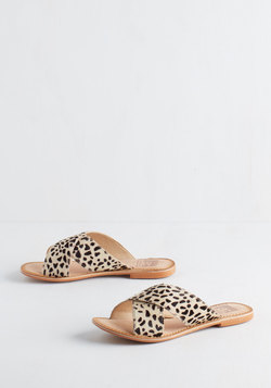 Way of the Wharf Sandal in Spots