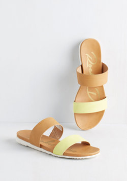Highlight of Your Trip Sandal