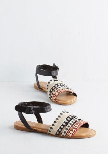 Ain't Seen Nothin' Fete Sandal